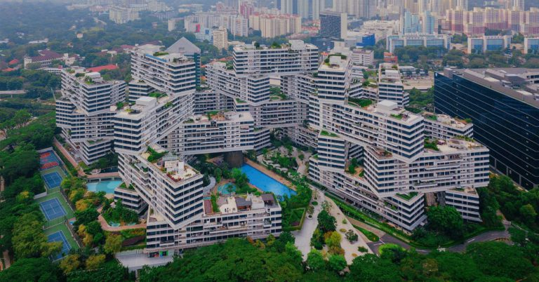Singapore Property Prices on the rise - Singapore property prices