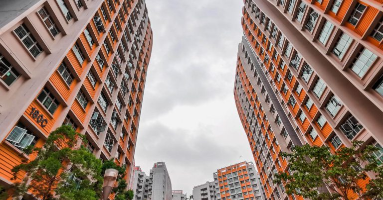 House view HDB Resale Price Ohmyhome Singapore