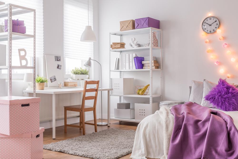 Ultra Violet Interior Design Trend