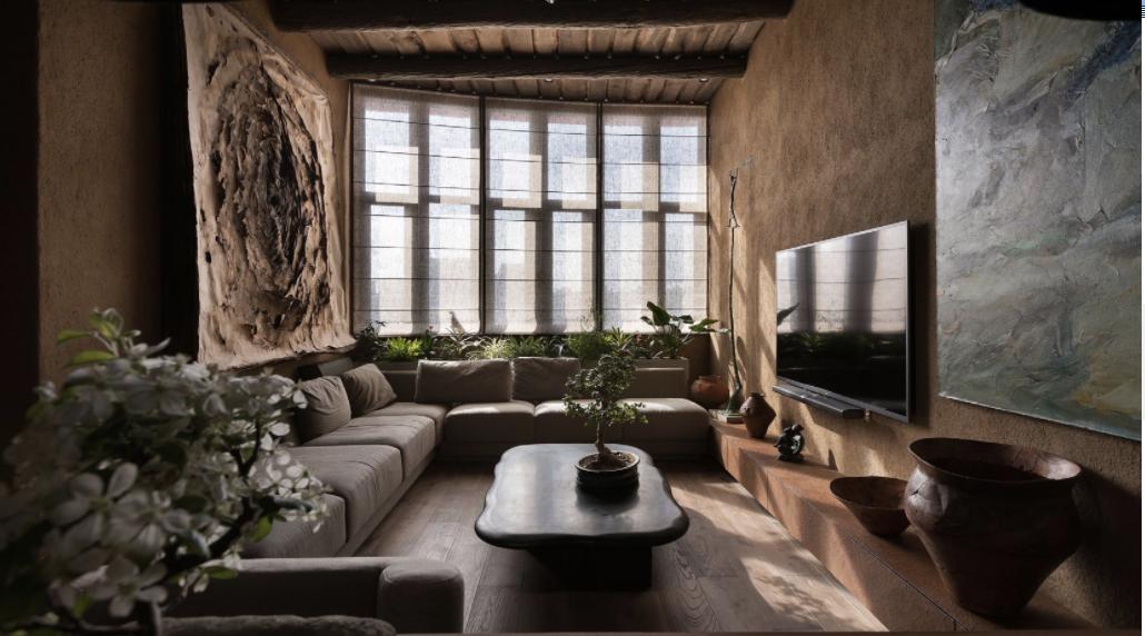 Wabi Sabi Interior Design Trend