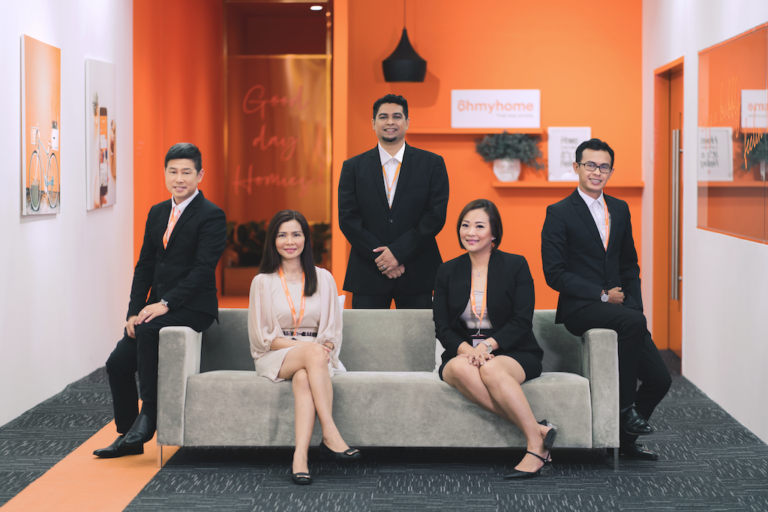 Singapore Property Agents Team of Ohmyhome in Singapore